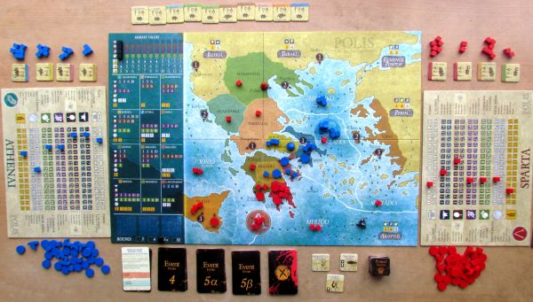 Polis: Fight for the Hegemony - game is ready