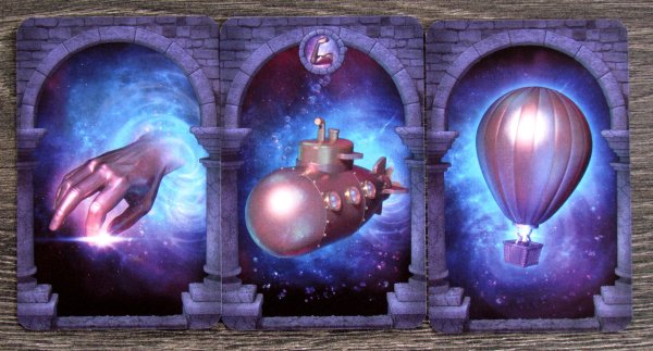 Realm of Wonder - cards