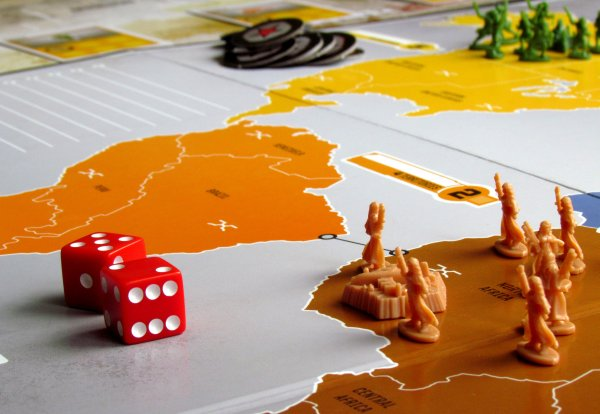 Risk - game is ready