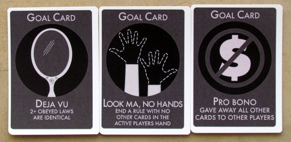 Rules Lawyer - cards