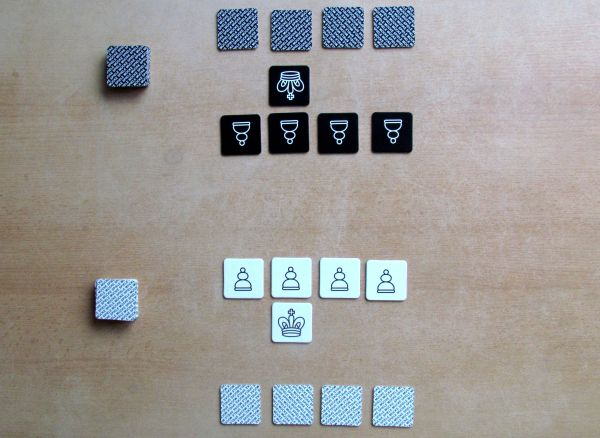 Schachen / Chess Me - game is ready