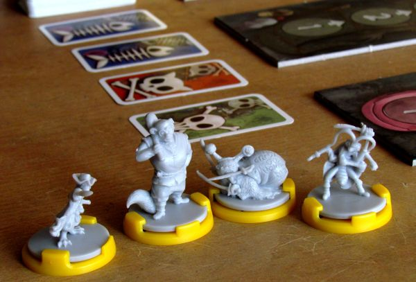 Sewer Pirats - game is ready