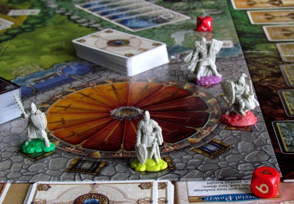 Shadows over Camelot - game is ready