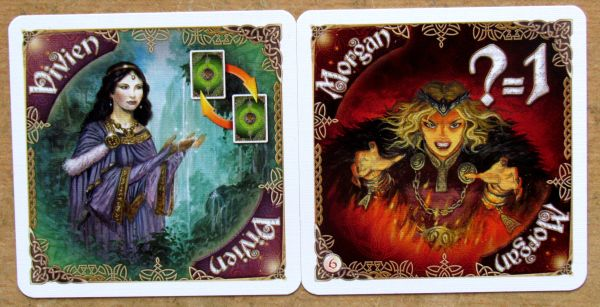 Shadows over Camelot: Card Game - cards