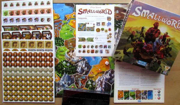 Small World - packaging