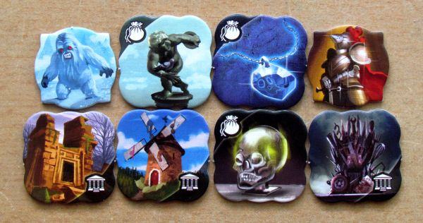 Small World: Realms - tokens