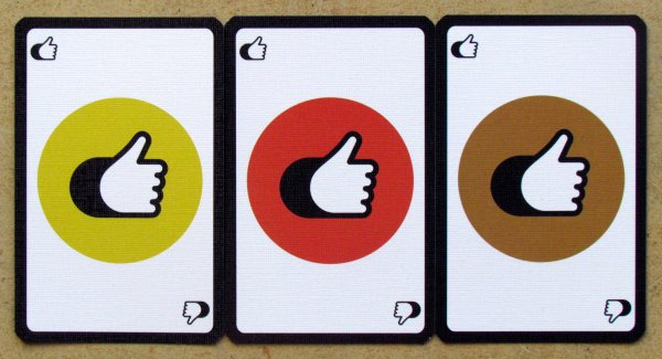 Social Network - cards