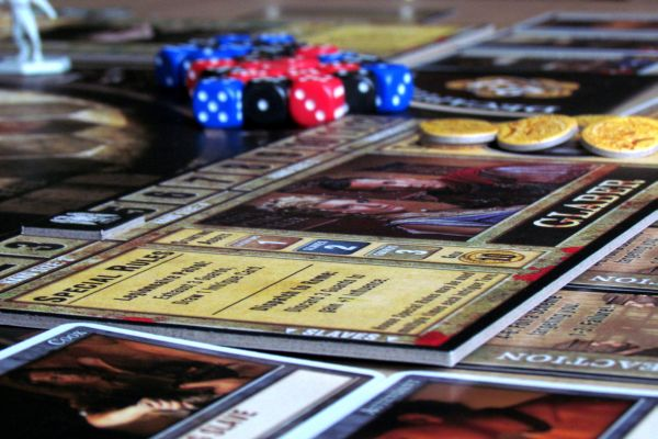 Spartacus: A Game of Blood and Treachery - game is ready