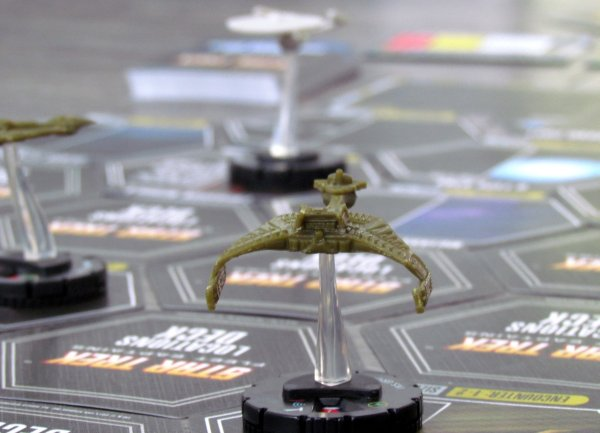 Star Trek: Fleet Captains - game in progress