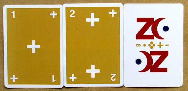 The Zont Deck - cards
