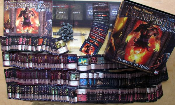 Thunderstone Advance - packaging