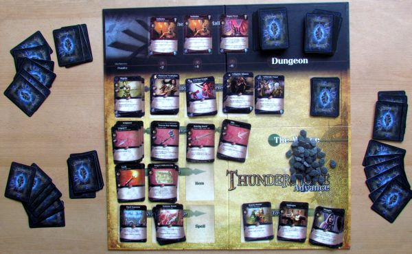 Thunderstone Advance - game is ready