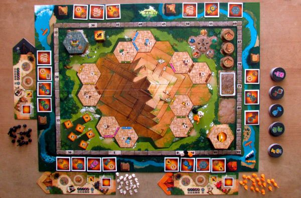 Tikal II: The Lost Temple - game is ready