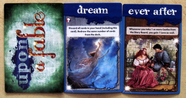 Upon a Fable - cards