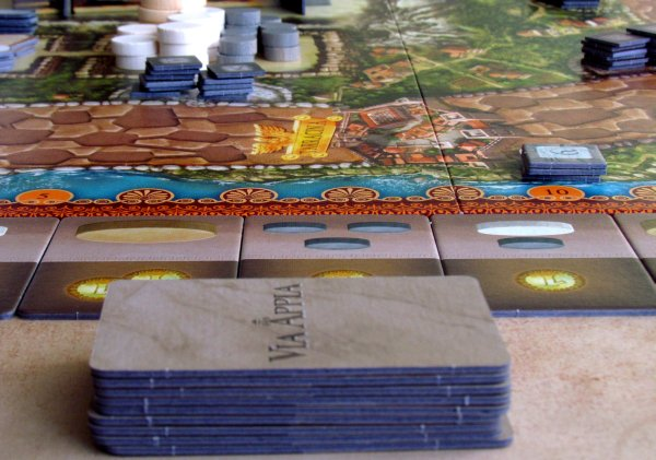 Via Appia - game is ready