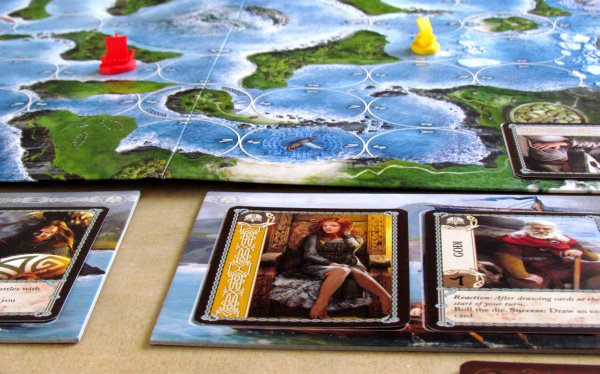 Vikings: Warriors of the North - game in progress
