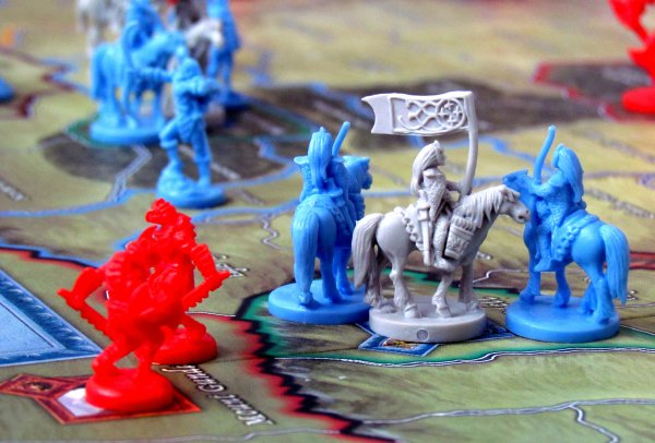 War of the Ring: Second Edition - game is ready