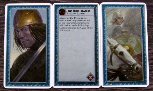 War of the Ring: Second Edition - cards