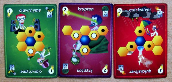 Wrong Chemistry - cards