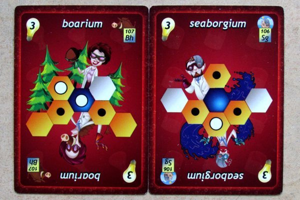 Wrong Chemistry: Expand Your Lab - cards
