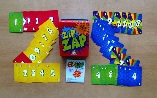Zip Zap - packaging